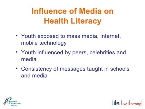 new media health literacy opportunities new media in health promotion