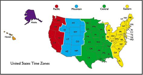 us time zone map alaska what time is it in hawaii