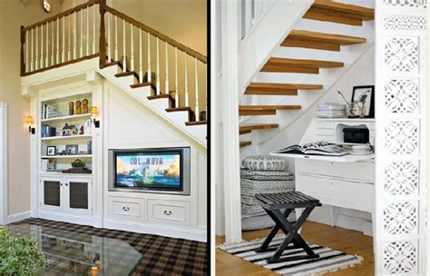 Living Room Designs For Small Spaces With Stairs Furniture 42 Storage Space Stairs Ideas Space