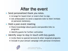 converting your special event guests to program donors
