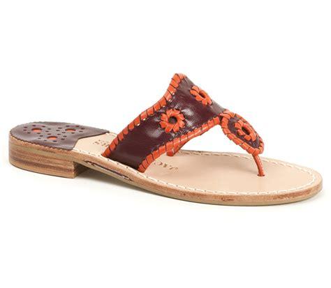 rogers shoes rogers college colors maroon orange in brown lyst