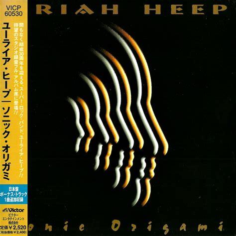 Uriah Heep Sonic Origami - uriah heep sonic origami 1998 japanese ed avaxhome