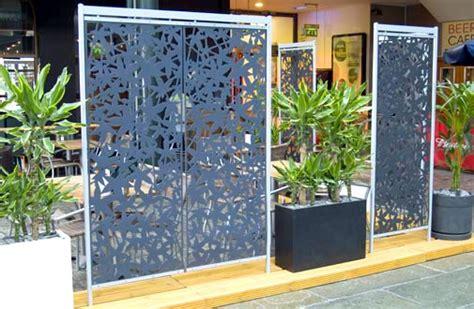 Garden Screen Ideas More Outdoor Screens The Living