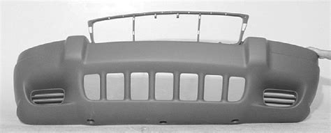 2000 Jeep Grand Front Bumper 2000 2002 Jeep Wagoneer Size Grand
