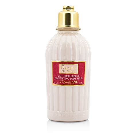 Loccitane Roses Et Raines 75ml Cp 310 l occitane roses et reines beautifying milk fresh