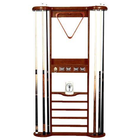 Solid Rack by Imperial Deluxe Solid Wood Wall Rack Antique Walnut