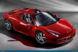 458 Spider Italia Ausmotive 187 Official 458 Italia Spider