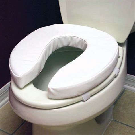 Closet Seat by Padded Raised Toilet Seats