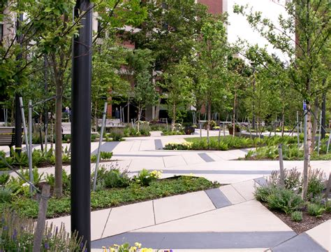 Landscape Architecture Information The Gallery For Gt Plaza Landscape Architecture