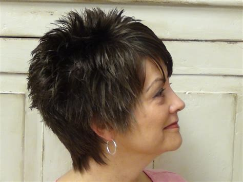 back of razor haircuts razor cut hairstyles for women over 60