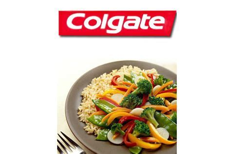8) Colgate Kitchen Entrees from 12 Most Embarrassing Food