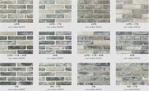 mattoni faccia vista per interni mattoni faccia vista