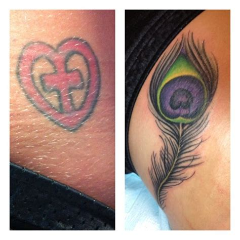 cover up name tattoos 19 best before after cover up designs name images