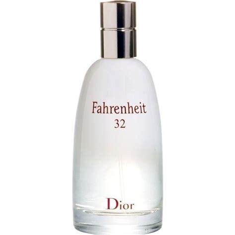 Parfum Fahrenheit fahrenheit 32 eau de toilette duftbeschreibung