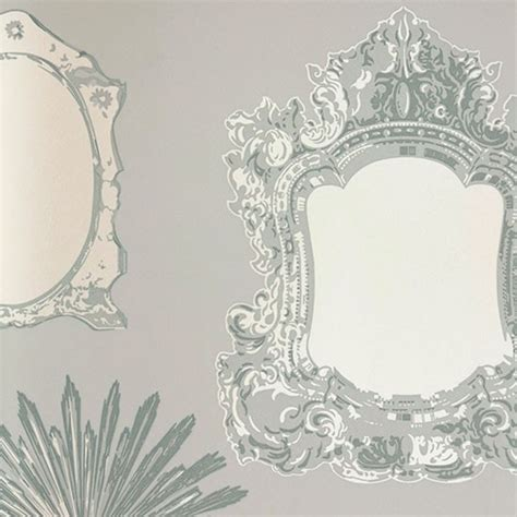 bathroom wallpapers 10 of the best mirror mirror deco fabulous wallpaper by nono at