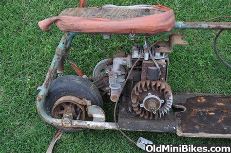 green doodle bug mini bike doodle bug