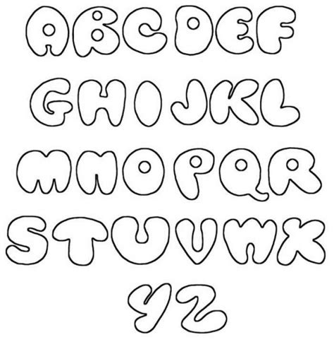 printable alphabet font designs alphabet printable stencils letters fonts alphabet