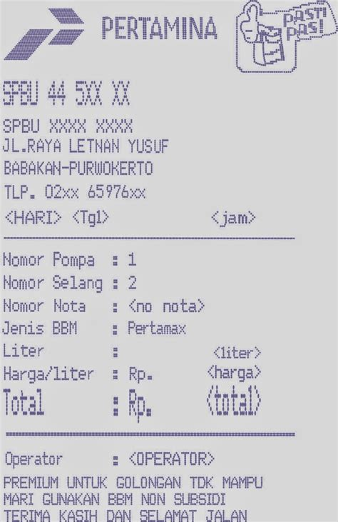 Printer Nota Spbu Free Software Spbu Rounddemps
