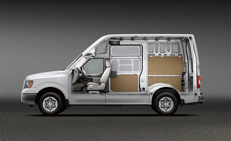 nissan commercial van nv cargo media gallery nissan nv pictures video