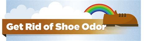 how to get rid of shoe odor how to get rid of shoe odor infographic