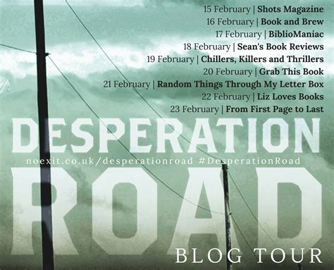desperation road books shotsmag confidential desperation road where to begin