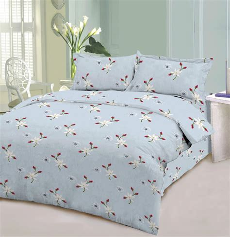 Barbara Duvet Cover Bedding Set 100 Cotton Bed Linen Ebay Linen Bed Set