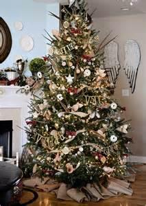 Tree ornaments rustic christmas tree ornaments country christmas tree