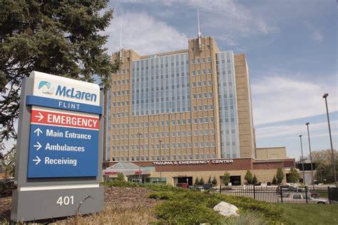 mclaren hospital mi mclaren flint hospital at odds with state fieger on water