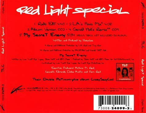 Tlc Light Special Mp3 by Highest Level Of Tlc Light Special Cdm 1995