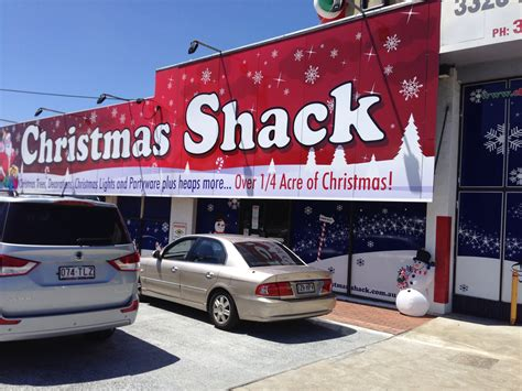 christmas shack brisbane