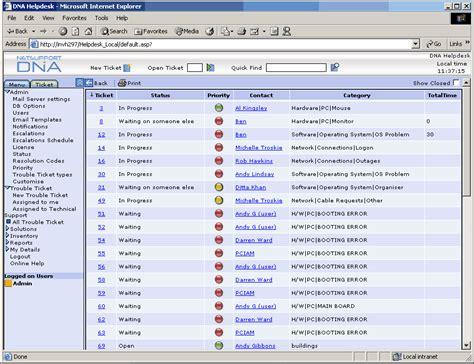 free heat helpdesk software