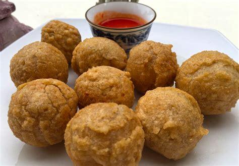 membuat bakso gurih resep dan cara mudah membuat bakso goreng gurih dan enak