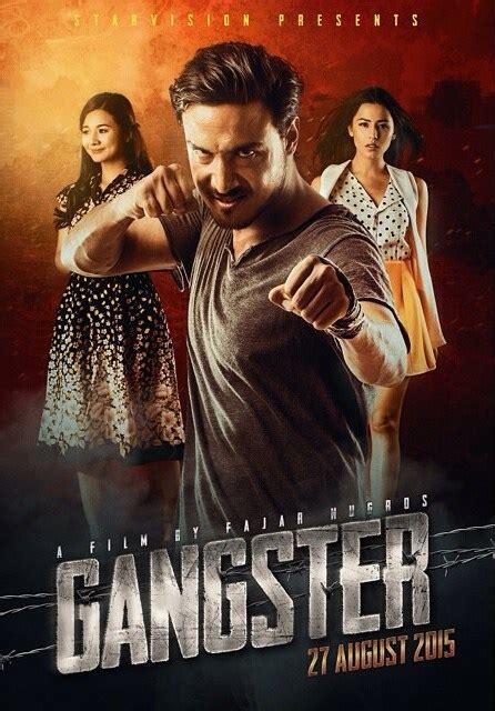 Gangster Movie Yayan Ruhian | foto eriska rein hamish daud dan nina kozok di poster