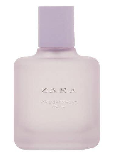 Parfum Zara Twilight Mauve twilight mauve aqua zara parfum ein neues parfum f 252 r