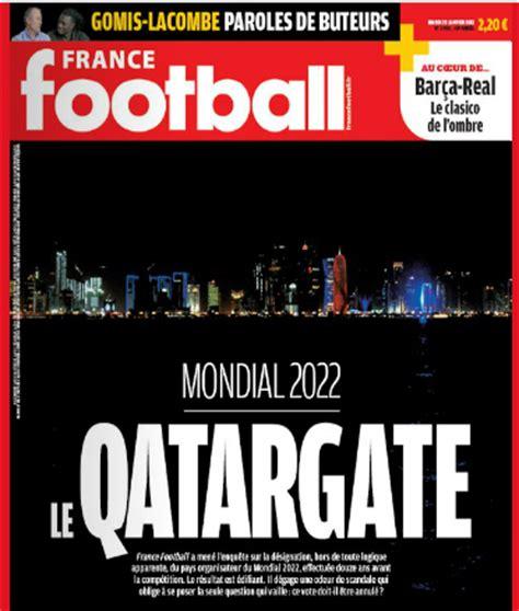 qatargate france football : la coupe du monde 2022