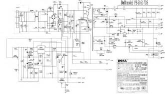 dell ps 5161 7ds power supply schematic service manual free schematics eeprom repair