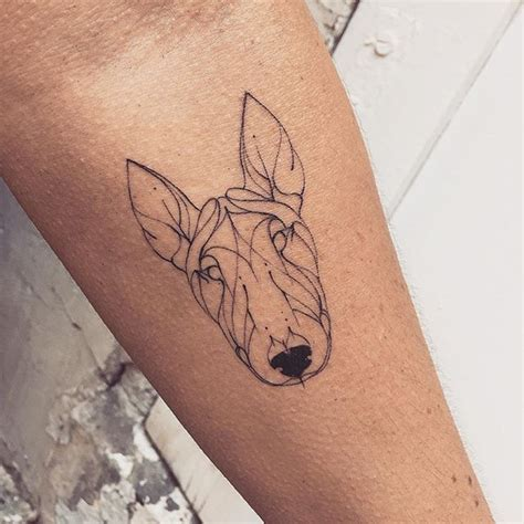 terrier tattoo designs 420 best i like tattoos images on bull terrier