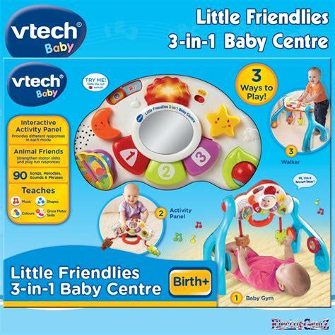 Vtech Friendlies 3 In 1 Baby Centre Original Baby Playmat vtech baby friendlies 3 in 1 baby centre