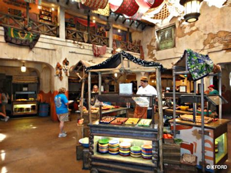 tusker house offers disney character meals with a taste of