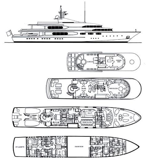 mega yacht floor plans holland superyacht industries semi custom 197 0 quot holland
