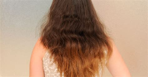 Drying Curly Hair Without Frizz how to prevent frizzy hair without buying anything