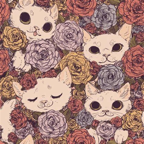 cat wallpaper we heart it tumblr backgrounds arka plan resimleri temaları forum
