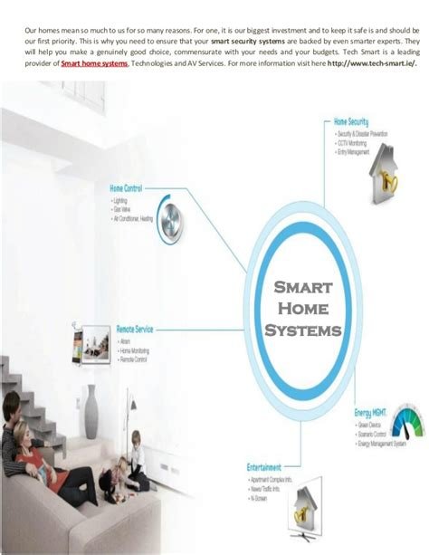 smart home systems the best smart home systems ireland