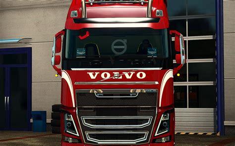 2012 volvo truck volvo fh 2012 v21 13r truck mod ets2 mod