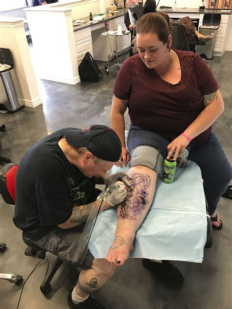 tattoo removal anchorage erasing the artist fixes past mistakes the