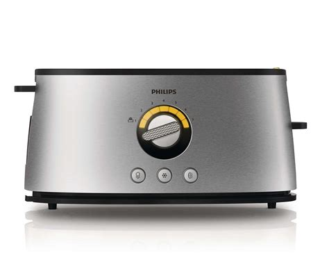 tostapane philips avance collection toaster hd2698 00 philips