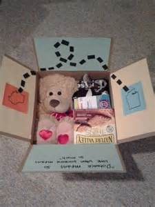 internet friend gift ideas on pinterest care packages