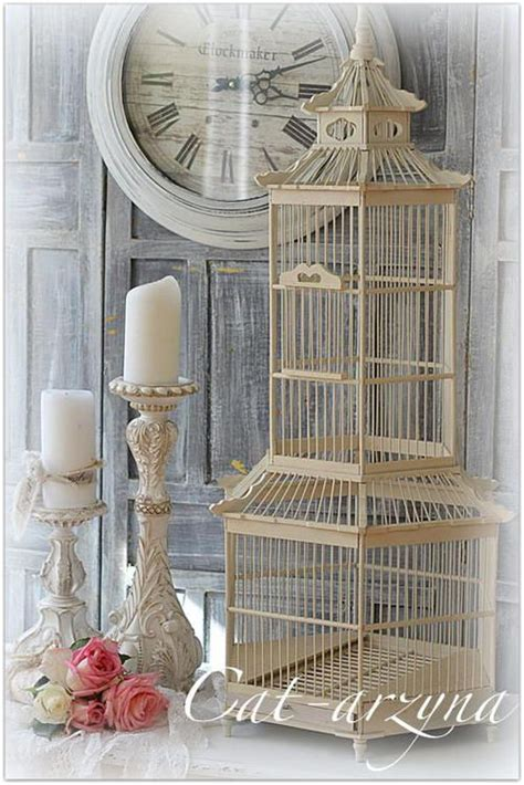 best 25 bird cages decorated ideas on shabby