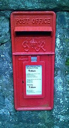 post mail boxes post box