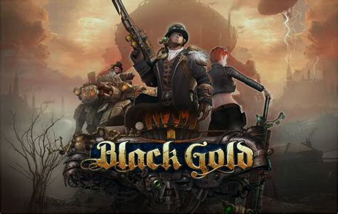 Gamis Black Gold snail s new mmorpg black gold is more westernized